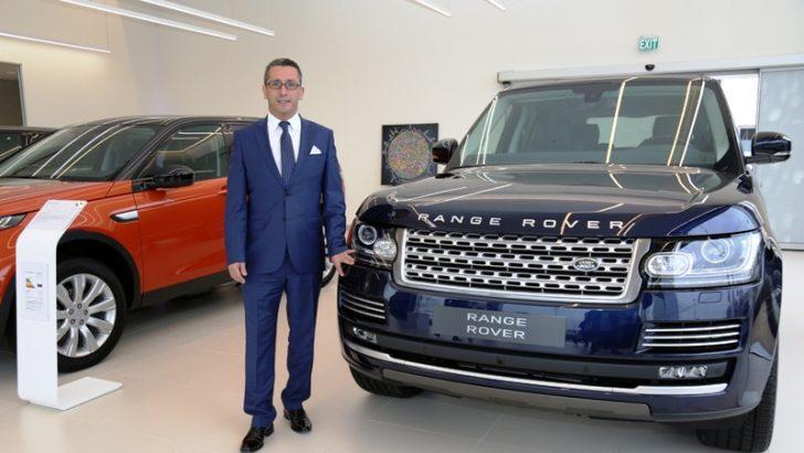 Türkiye'nin ilk Jaguar Land Rover Tesisi Borusan Oto Avcılar'da Açıldı