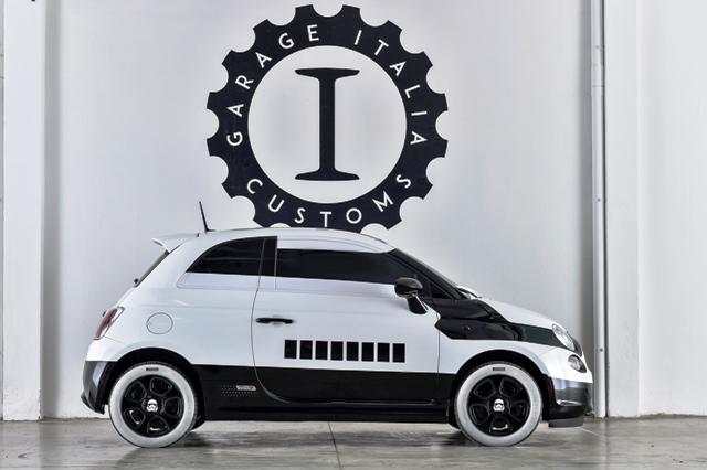 Fiat 500 Star Wars3