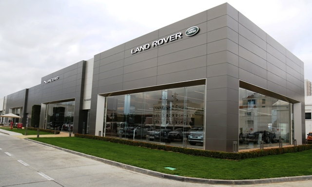 Jaguar Land Rover Avcılar 1