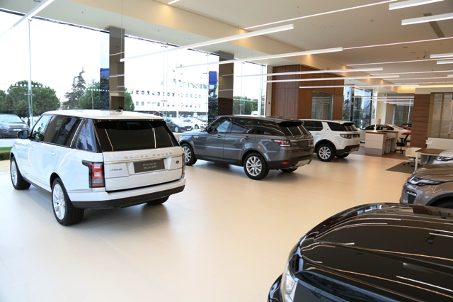 Jaguar Land Rover Avcılar 3