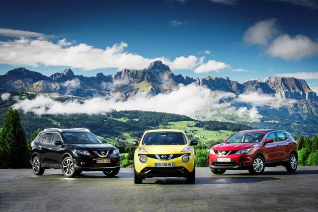 Nissan_SUV_Ailesi1