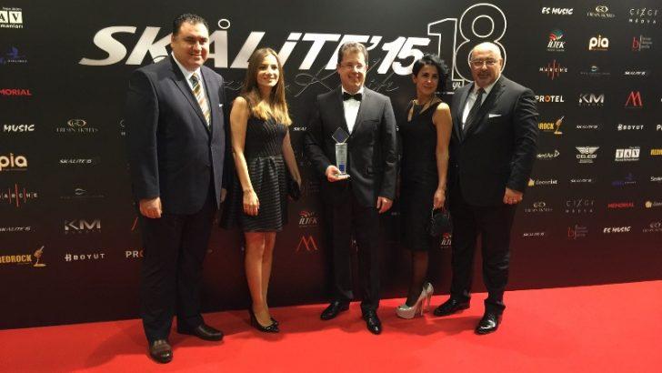 Avis, Türk Turizmi'nin Oscarı Skalite'yi Yine Kazandı