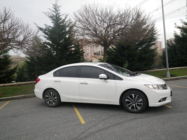 Honda civic Test2