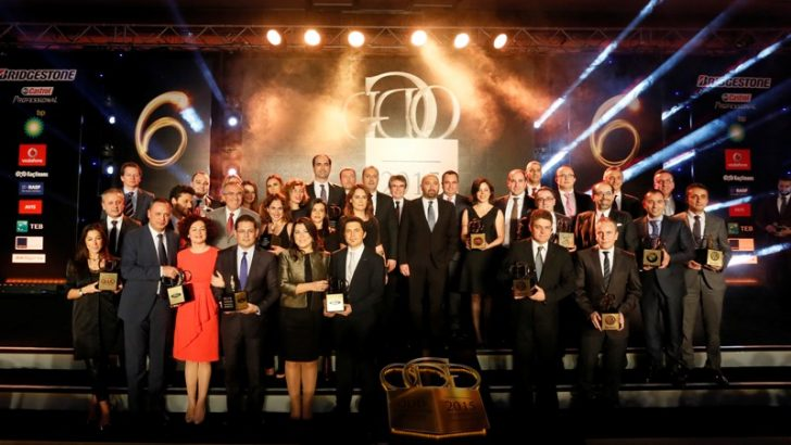 ODD Satış ve İletişim Ödülleri, 2015 Gladyatörleri