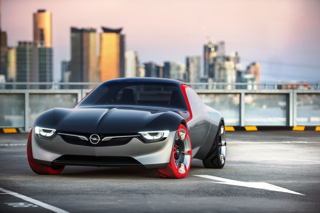 Opel GT Konsept 1