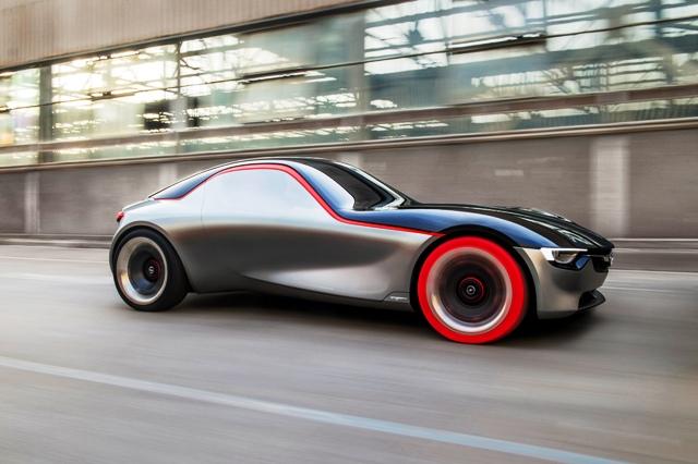 Opel GT Konsept 2