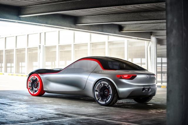 Opel GT Konsept 3