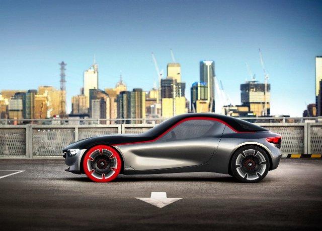 Opel GT Konsept 5