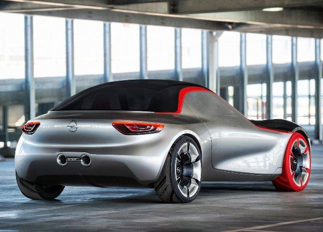 Opel GT Konsept 6