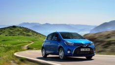 Toyota Hibrit Satış Rekoru Kırdı