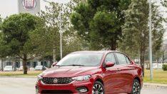 Benzinli Otomatik Fiat Egea Satışa Sunuldu