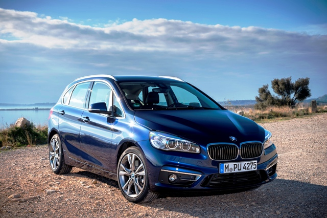 BMW 2 Serisi Active Tourer