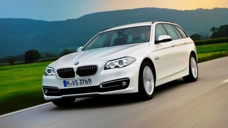 Borusan Oto'dan 2015 model BMW'lerde büyük avantaj!