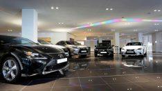 Lexus showroomu İstanbul'da açıldı