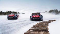Sebastien Loeb, Team Peugeot Hansen ile Dünya Rallikross Şampiyonası'na katılıyor
