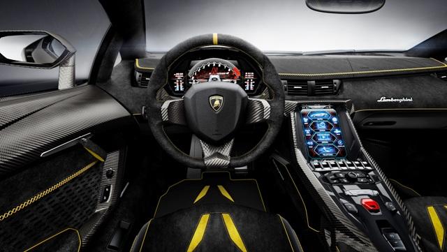 Lamborghini Centenario1