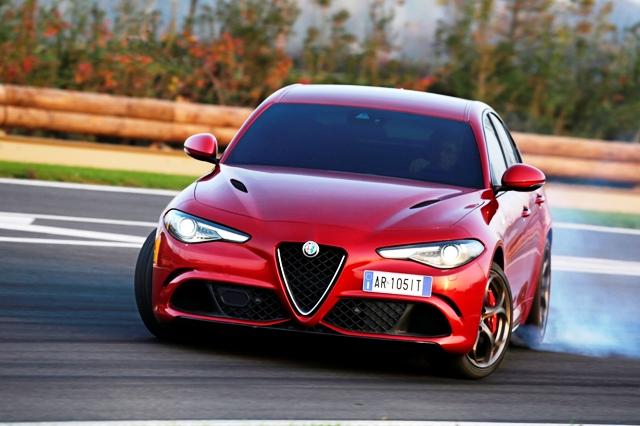 Alfa Romeo Giulia Quadrifoglio-1