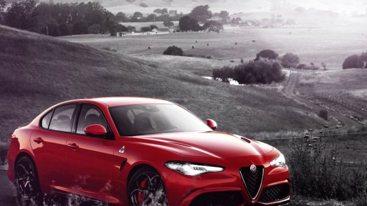 510 beygirlik Alfa Romeo Giulia Quadrifoglio yıl içinde geliyor