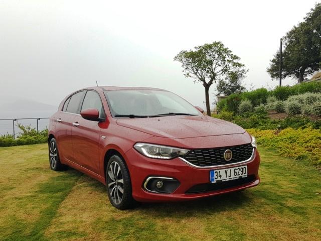 Fiat Egea Hatchback10