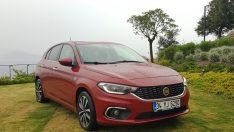 Fiat Egea Hatchback Yola Çıktı!