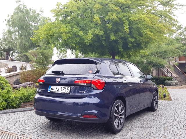 Fiat Egea Hatchback6