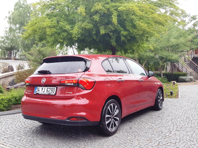 Fiat Egea Hatchback9