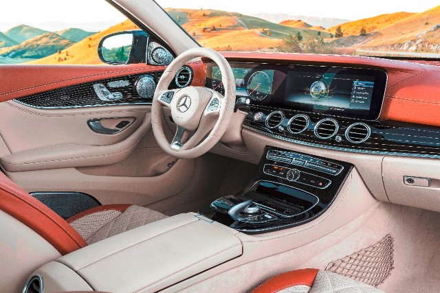 Mercedes-Benz E-Serisi 3