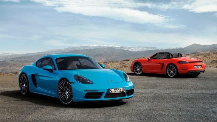 Porsche'nin 718 Ailesi Büyüyor!