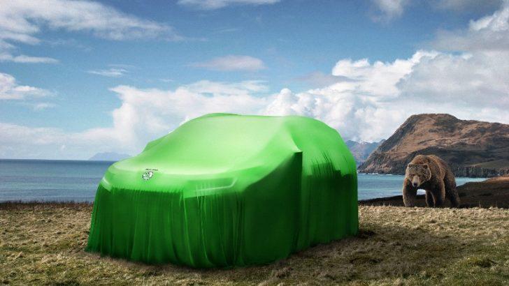 Skoda, Yeni SUV'una İsmini Verdi: Kodiaq