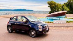 Fiat 500 Riva Ağustos'ta Türkiye'de