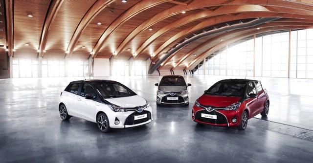 Toyota Yaris  3 Milyona Ulasti