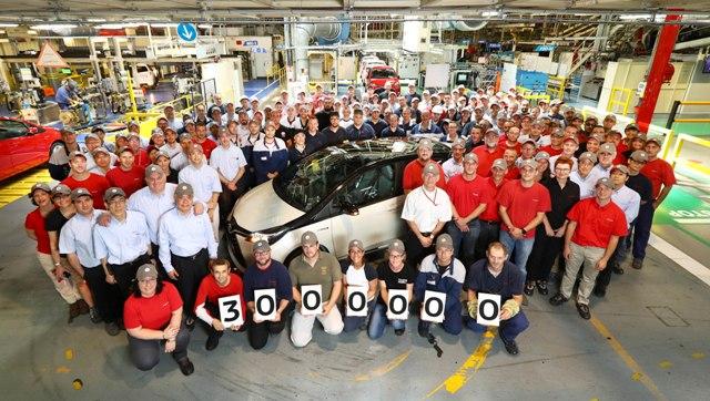 Toyota Yaris  3 Milyona Ulasti2