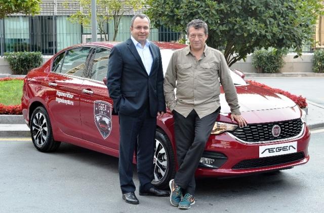 Fiat Egea Sedan Dünya Turunda!1