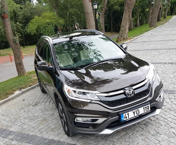 Honda CR-V test2