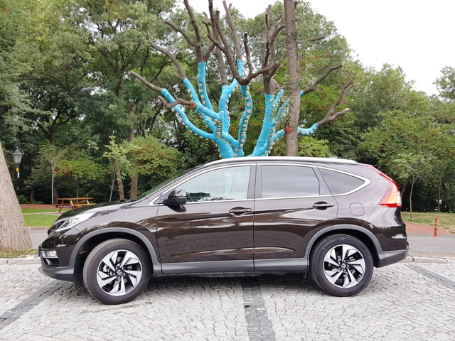 Honda CR-V test3