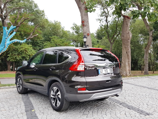 Honda CR-V test4