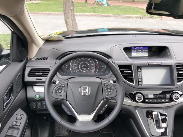 Honda CR-V test5