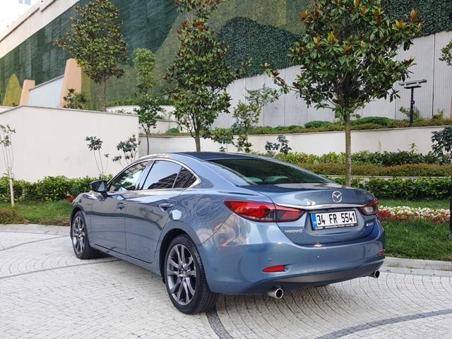 Mazda6 test1