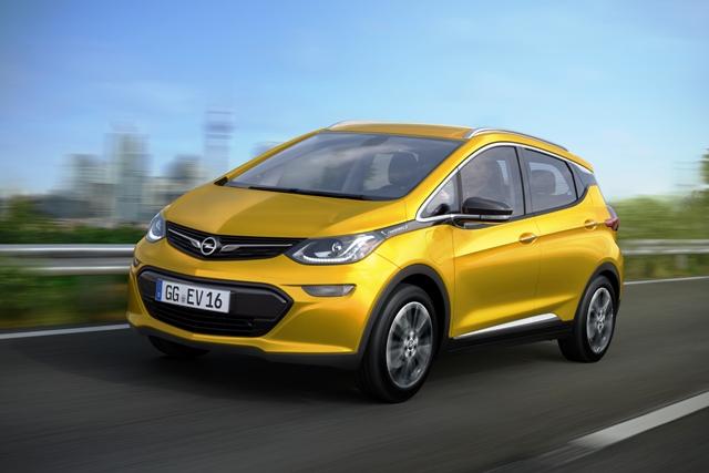 Opel Elektrikli Ampera3