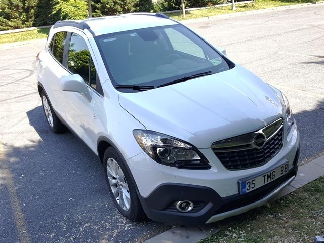 Opel Mokka test