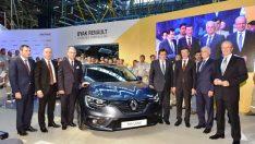 Yeni Renault Megane Sedan Battan indi