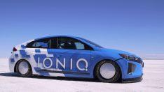 Hyundai IONIQ'ten FIA Onaylı Dünya Hız Rekoru