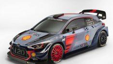 HYUNDAI MOTORSPORT 2017'DE I20 COUPE WRC İLE YARIŞACAK