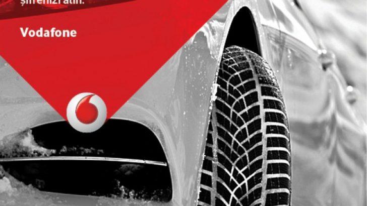 VODAFONE RED BUSINESS ÜYELERİNE GOODYEAR'DAN İNDİRİM