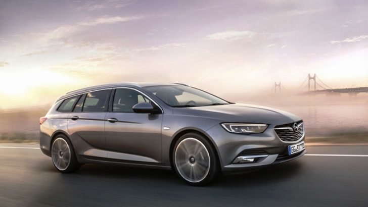 Opel Yeni Insignia Sports Tourer