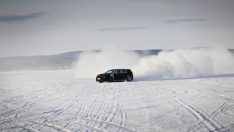 Hyundai i30 N, Thierry Neuville İle Buz Üstünde