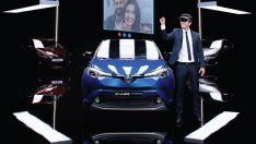 """Toyota'dan """"İnteraktif Showroom"""" ile Dijital Dünyada Dev Adım"""
