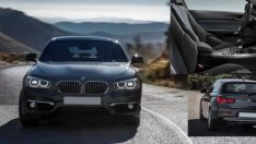 BMW 1 SERİSİ'NE MAKYAJ GELDİ