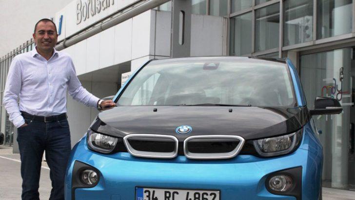 BMW i ve Uber herkesi UberGREEN ile bir yolculuğa davet ediyor