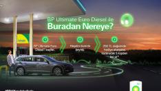 """""""BP Ultimate Euro Diesel ile Buradan Nereye"""" yarışması 5 kişiye 250 TL'lik hediye akaryakıt kazandıracak"""
